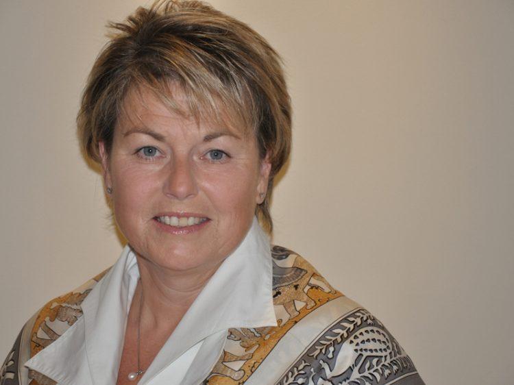 Canine Partners Trustee Caroline Hoare