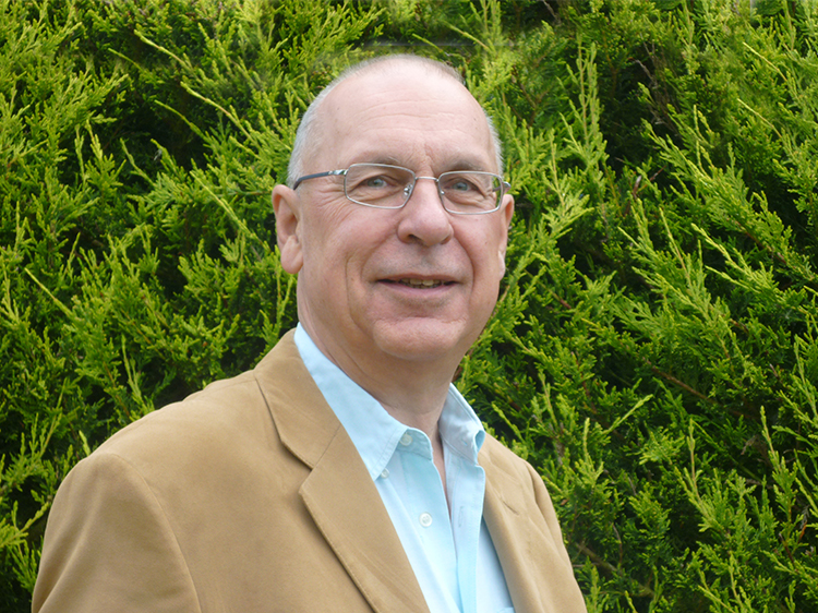 Simon Clare is a member of Canine Partners Board of Trustees