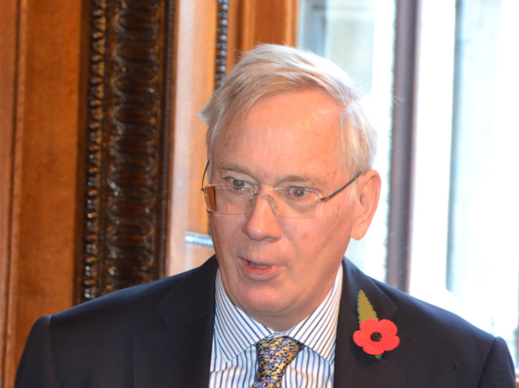 HRH The Duke of Gloucester KG GCVO, Royal Patron of Canine Partners