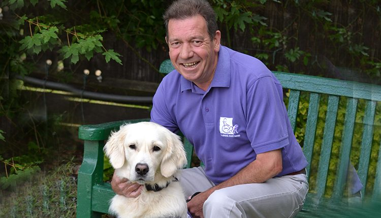 Canine Partners National Speaker Malcolm Wells