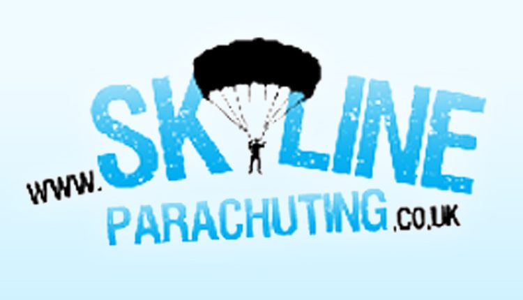 Skyline Parachuting logo