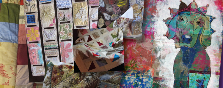 Textile Art Challenge by Canine Partners