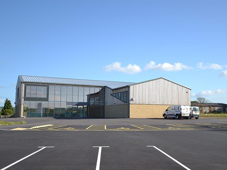 Canine Partners Midlands Centre in Osgathorpe, Leicestershire