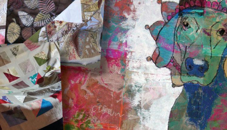 Canine Partners Textile Art Challenge Event 2016