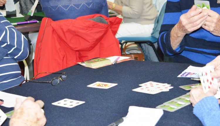 Cissbury Estate Charity Bridge Day event