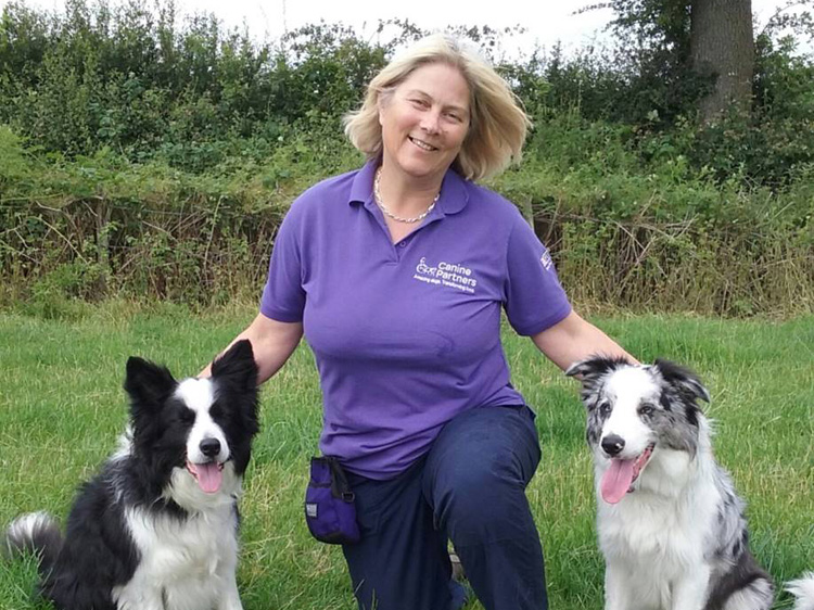Lyn Owen, , Puppy Training & Breeding Manager
