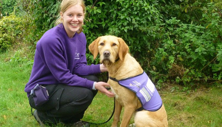 Laura Loftus Applications Assessor for Canine Partners