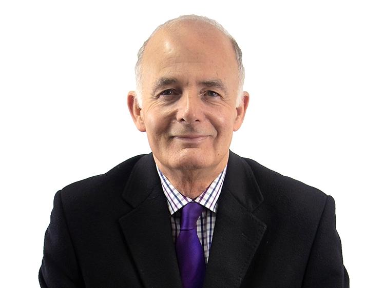 Mark Richardson MCICM (Honorary Treasurer)