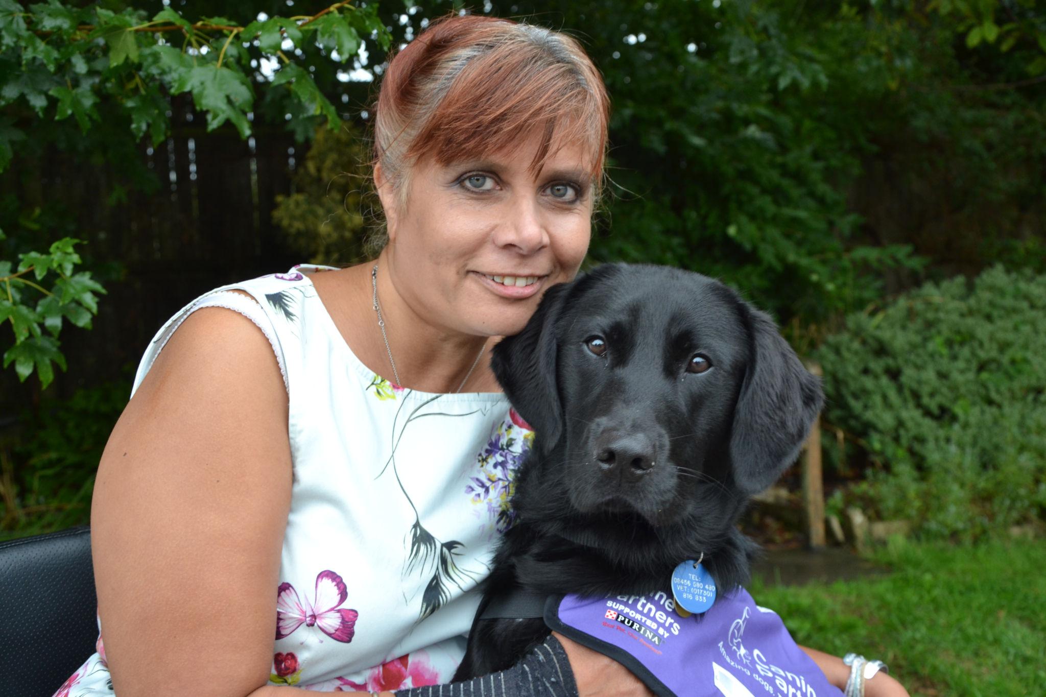 Vanessa & Canine Partner Valencia