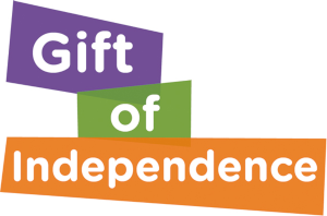 Gift of Independence logo