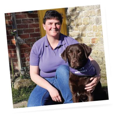 Vicky Martin, Advanced Training Manager