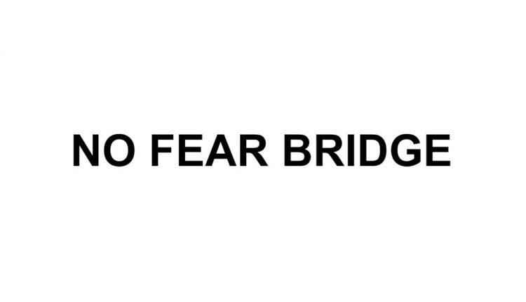 No Fear Bridge logo